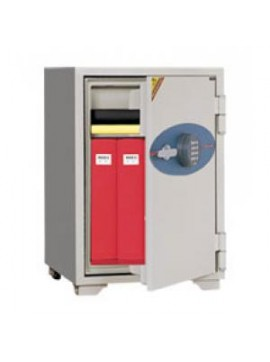 ( 060REH ) Safe W/Round Electronic Dial Lock + Hand