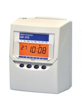 ( QR-395 ) SEIKO QR-395 Calculating Time Clock