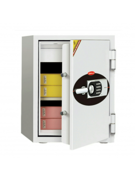 ( 060EHK ) Safe W/Electronic Dial Lock + Keylock + Handle