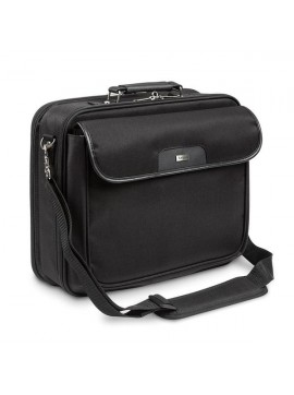 """Notepac Plus 15.6"""" Clamshell Case - Black"""
