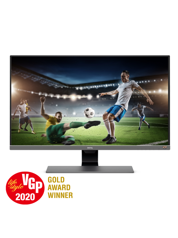 ( EW3270U ) 31.5-inch 4K HDR Gaming Monitor with Eye Care Technology