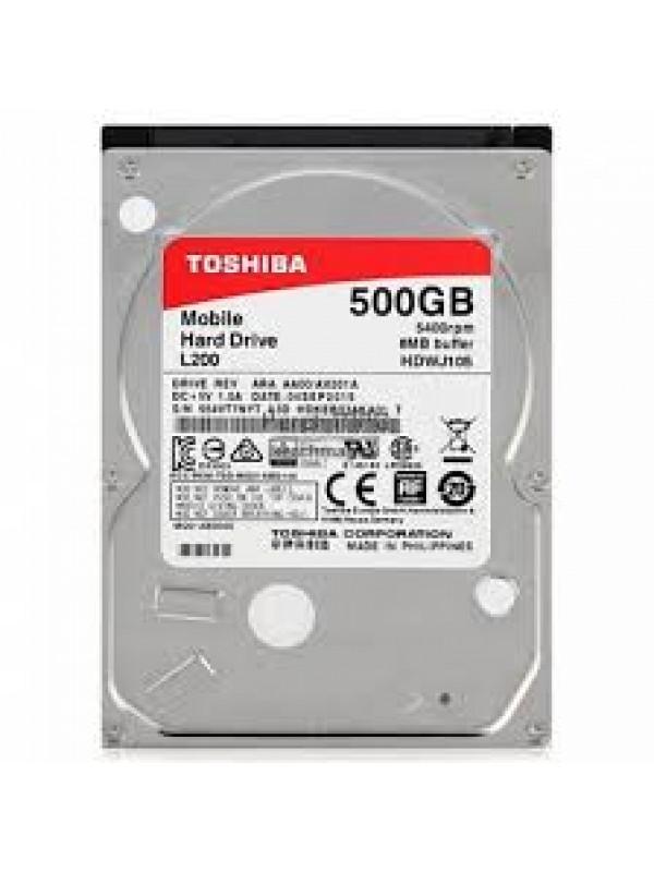 L200 500GB HDWK105UZSVA 7MM (HDKCBI6ZKA0I)