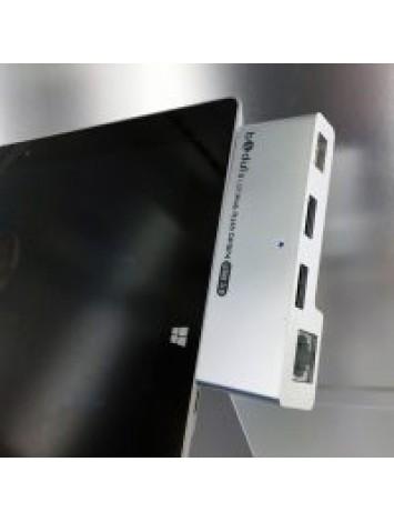 HUB DSP4 PRO 4 - USB 3.0 & RJ45 FOR Microsoft Surface Tablets