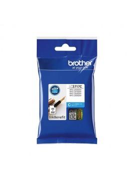 Brother Cyan Ink Cartridge -LC3717C