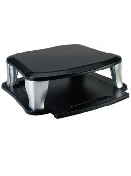 ( PA235E ) Targus stand, Supports up to 40 Kg, Black with silver legs