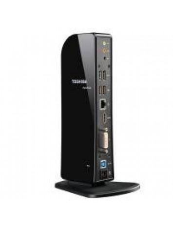 ( PA3927E-1PRP ) dynadock™ U3.0 - (HDMI, DVI & VGA) - glossy black