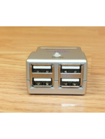 ( PAUH210E ) Mini Cable Powered USB 2.0 Hub