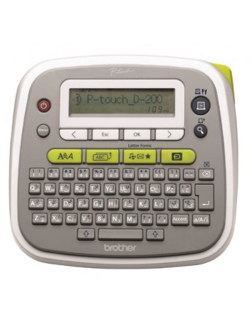 ( PTD-200AR ) Brother English & Arabic Label Printer