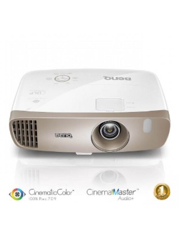 Home Cinema Projector with 100% Rec.709,Audio Enhancer | W2000