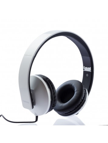 Toshiba Foldable Wired Headset RZE-D200H(W) WHITE