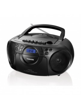 ( TY-CKU310 ) Toshiba  - 13W Compact Stereo CD Radio Cassette Recorder USB Music System