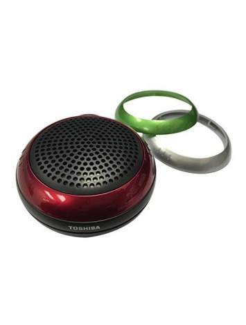 Toshiba TY-WSP21 BS IPX-4 Water Resistant Portable Wireless Bluetooth Speaker