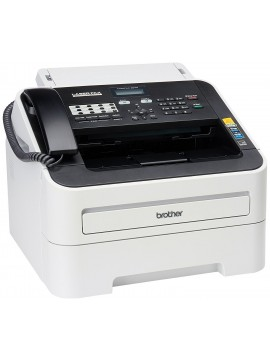 ( 2840 ) Brother FAX-2840 High Speed Mono Laser Fax Machine