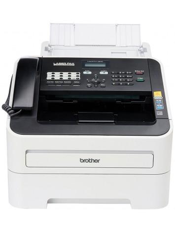 ( 2840 ) Brother FAX-2840 High Speed Mono Laser Fax Machine