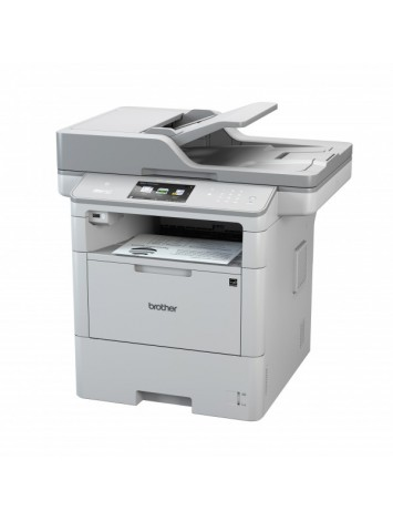 Brother MFC-L6900DWHigh Speed All-in-one Workgroup Mono Laser Printer