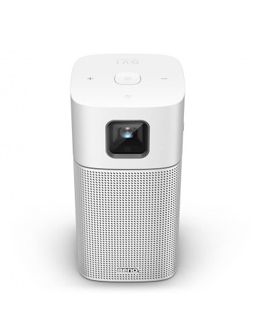 BenQ Portable Projector with Wi-Fi and Bluetooth Speaker GV1