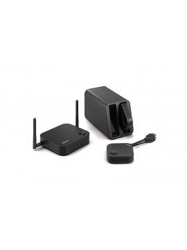 BenQ InstaShow™ WDC10 Plug and Play All-Hardware Wireless Presentations Solution